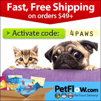 PetFlow Pet Food Delivery