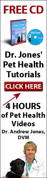 Dr. Jones Pet Health Tutorials CD and Inner Circle