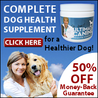 Dr. Jones Ultimate Canine Health Formula