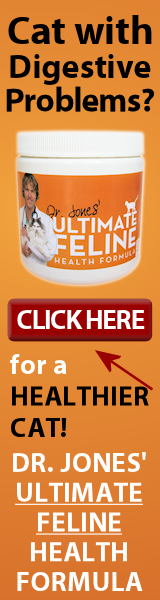 Dr. Jones Ultimate Feline Health Formula